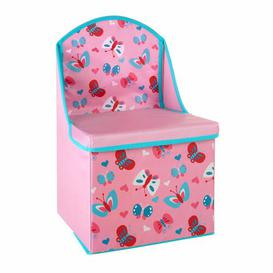image-Butterfly Design Children's Chair Symple Stuff
