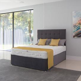 image-Florence 1700 Divan Bed Single 90cm x 190cm 2 Drawers