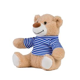 image-Teddy Fabric Weighted Floor Stop