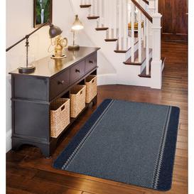 image-Billerica Kitchen Mat Brayden Studio Mat Size: Rectangle 100 x 150cm, Colour: Blue