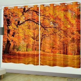 image-Eyelet Room Darkening Curtain EUExclusiveDealsLtd