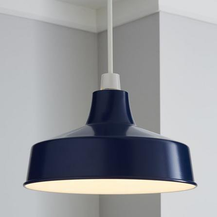 image-Stern Navy Easy Fit Pendant Navy
