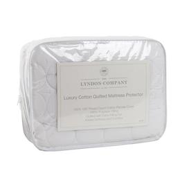 image-Mattress Protector The Lyndon Company Size: Super King (6')