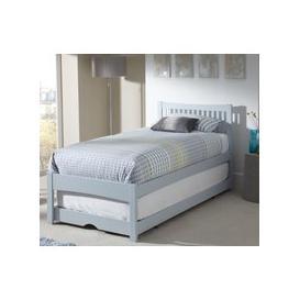 image-Mya Hevea Grey Guest Bed