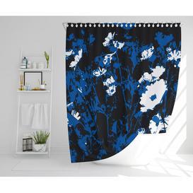 image-Sourya Polyester Shower Curtain Set Rosalind Wheeler Size: 177cm H x 210cm W