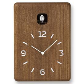 image-Dugger Cuckoo Wall Clock Union Rustic Colour: Brown