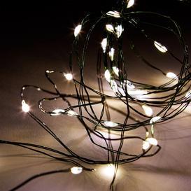 image-Knirke Battery Fairy Lights in Green