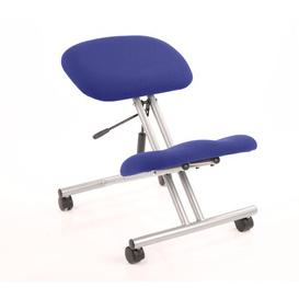 image-Kneeling Chair Symple Stuff Colour: Kingfisher