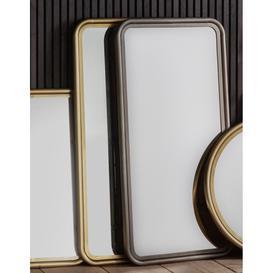 image-Gallery Eindhoven Brass Leaner Mirror