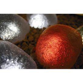 image-Molnar LED 1 Light Pathway Light Sol 72 Outdoor Size: 5 cm H x 7 cm W x 6.5 cm D, Colour (LED): Cobalt blue