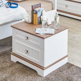 image-Golf Star 2 Drawer Bedside Table Just Kids