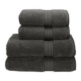 image-Christy - Supreme Hygro Towel - Graphite - Bath