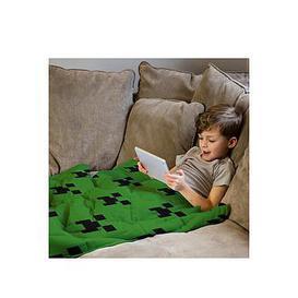 image-Minecraft Rest Easy Sleep Better Weighted Blanket