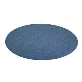 image-Round play mat MAX, ├ÿ2000 mm, blue