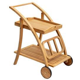 image-Freyr Bar Serving Cart Sol 72 Outdoor