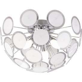 image-Sutherland 3-Light Semi Flush Mount Metro Lane