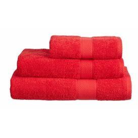 image-Faith Margaret Face Cloth Symple Stuff Colour: Red