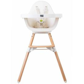 image-Harp 2-in-1 Baby High Chair Norden Home