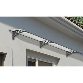 image-Neo 2.73 m W x 0.86 m D Door Canopy Palram