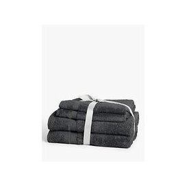 image-John Lewis & Partners Egyptian Cotton 4 Piece Towel Bale