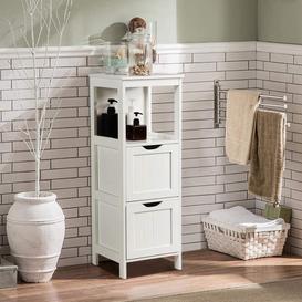 image-30Cm W x 89Cm H x 30Cm D Free-Standing Bathroom Cabinet