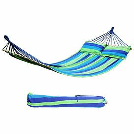image-Double Hammock Freeport Park Colour: Blue