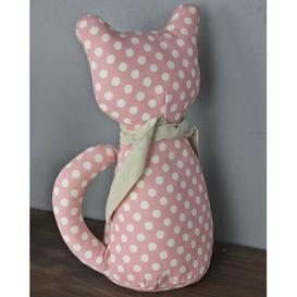 image-Chu Fabric Weighted Door Stop Lily Manor