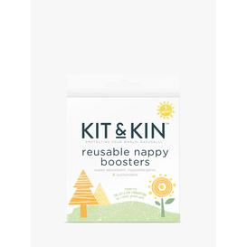 image-Kit & Kin Reusable Nappy Boosters, Pack of 3