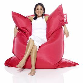 image-The Original Pouf by Fatboy Red