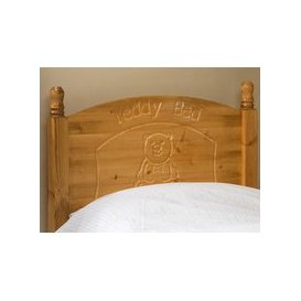 image-Friendship Mill Teddy Wooden Headboard