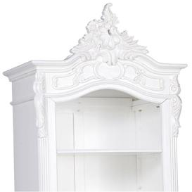 image-Maison Reproductions Carved Bookcase