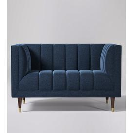 image-Swoon Willem Love Seat in Juniper House Weave