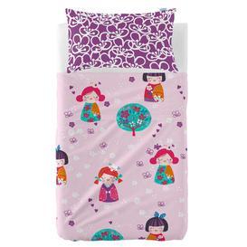 image-Womack Crib Bedding Set Isabelle & Max Size: 120cm W x 180cm L
