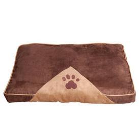 image-Cleary Dog Mat Archie & Oscar Size: Extra large (100cm W x 70cm D x 6cm H)