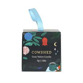 image-Cowshed Cowshed Christmas Cosy Candle Tree Decoration