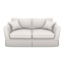 image-Weybourne 2.5 Seater Sofa in Easy Clean Plain- Chalk