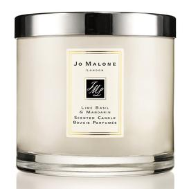 image-Jo Malone London - Lime Basil & Mandarin Deluxe Candle