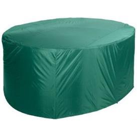 image-Dining Set Cover Sol 72 Outdoor Size: 95cm H x 160cm diameter