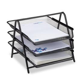 image-Desk Organiser Symple Stuff Colour: Black