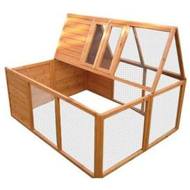 image-Culbreth Weather Resistant Rabbit Hutch