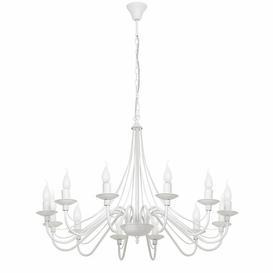 image-Bilbrey 12-Light Candle Style Chandelier Rosalind Wheeler