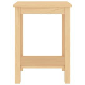 image-Rosalind Wheeler Bedside Cabinets 2 Pcs White 35X30x47 Cm Solid Pinewood