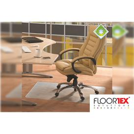 image-EcoTex Recyclable Chair Mat For Hard Floors