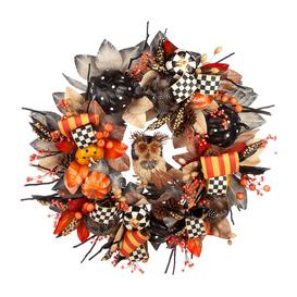 image-MacKenzie-Childs - Fall Fest Wreath