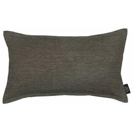 image-Ezekiel Plain Cushion Cover Norden Home Colour: Charcoal Grey, Size: 40 x 60cm