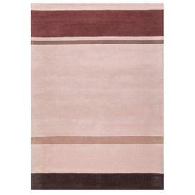 image-Stripe Rug - 200 x 300 cm / Neutral / Wool