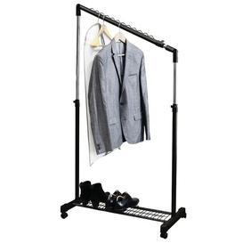 image-Choudhury 91.5cm Wide Clothes Rack Rebrilliant