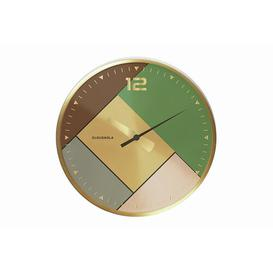 image-Rubik 20cm Wall Clock Cloudnola