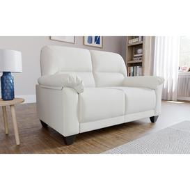 image-Kenton Small Ivory 2 Seater Sofa
