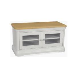 image-TCH Cromwell TV Unit - Oak and Painted